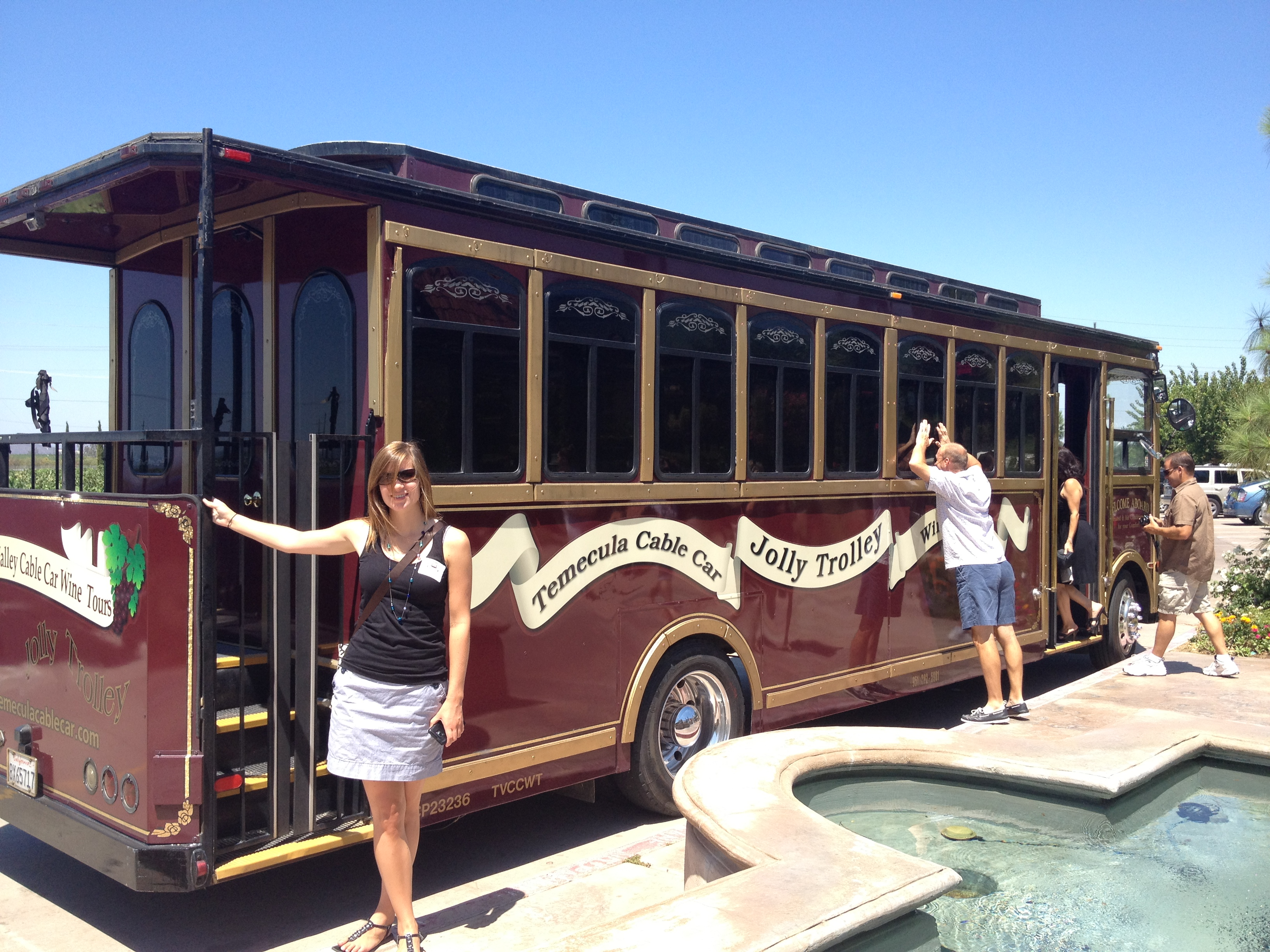 Temecula Valley Cable Car Tour
